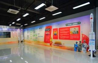 国防科技推广中心展厅